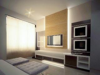 desain rak tv
