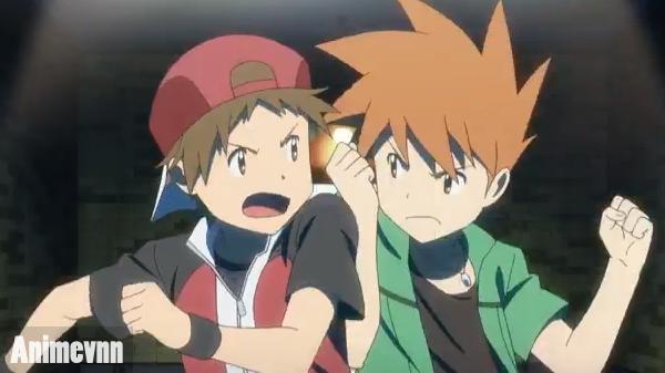 Ảnh trong phim Pokemon The Origin 1