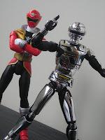S.H. Figuarts Space Sheriff Gavan Bandai Tamashii Nations Metal Heroes Gokaiger Gokai Red