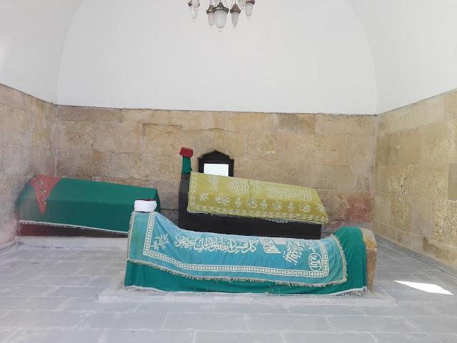 Maden Dede Türbesi (Salih el - Münci)