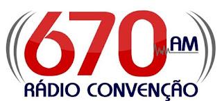 Rádio Convenção AM 670 de Itu SP