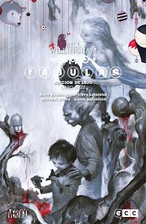 Fábulas Ed. De Luxe vol 7