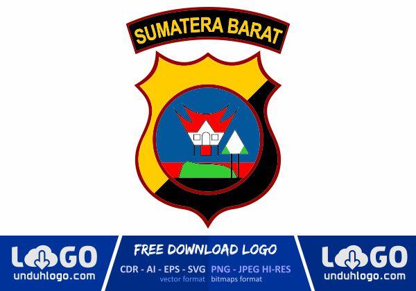Logo Polda Sumatera Barat