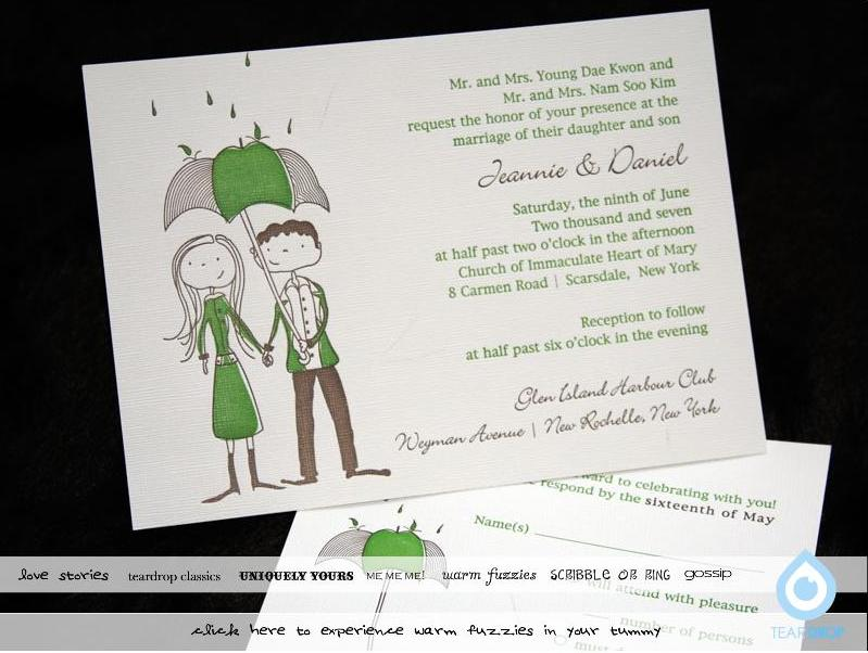 Ways To Save On Wedding Invitations: Unique By Design: Ways To Save On INVITATIONS