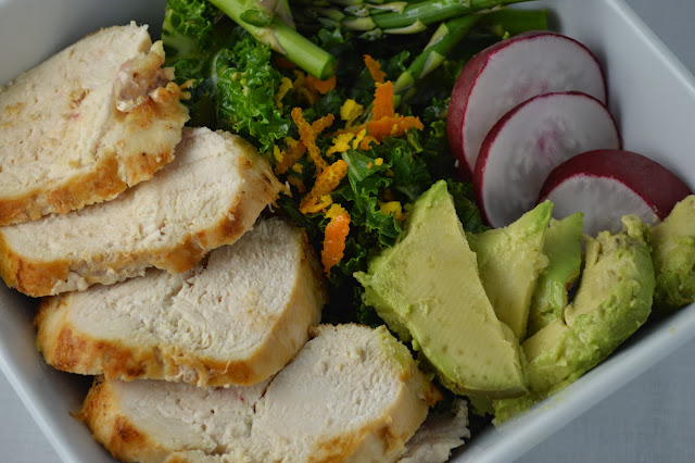 Citrus-Chicken-Salad-slenderseven.com