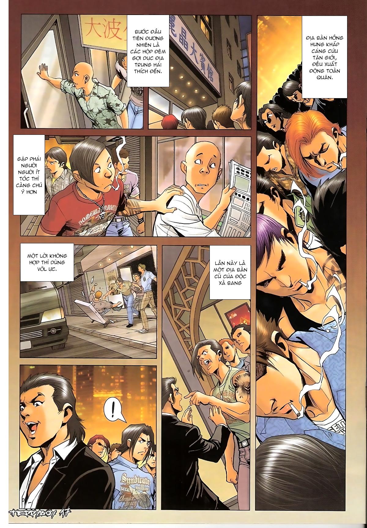 Người Trong Giang Hồ - Chapter 1318: Một mình gánh chịu - Pic 16