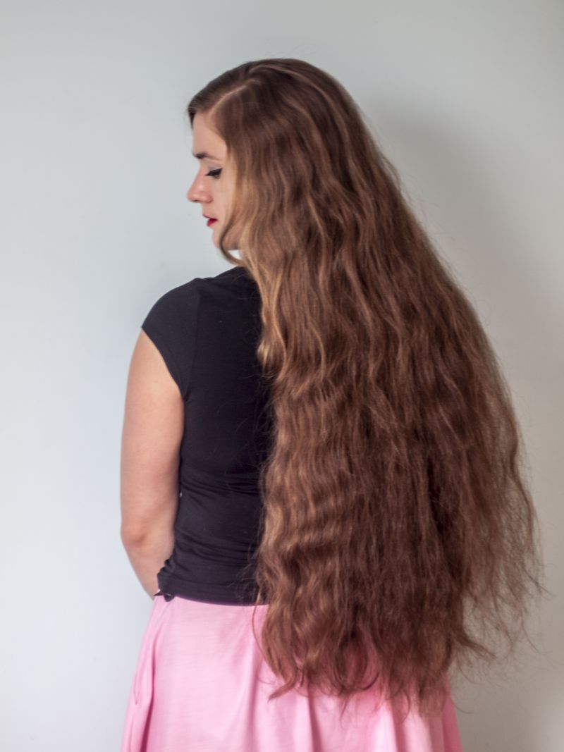Jak Stworzyć Fryzury Retro Z Długich Włosów Endless Retro