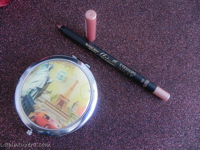 lápiz y labios
