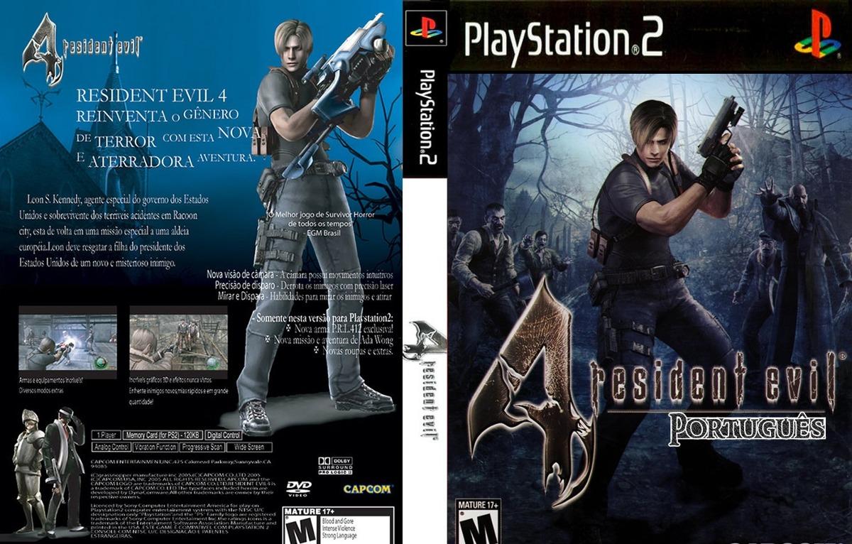 Emerson Lino Games: Jogos de PS2 em Português - Jogos Dublados e