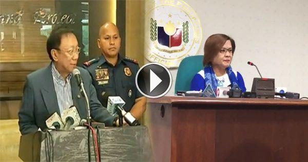 Jim Paredes Admits He S The Man In Scandal Video: WATCH: SolGen Calida Slams De Lima, Senator Responds