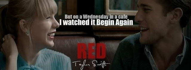 I Watched It Begin Again Guitar Song - Taylor Swift | RED