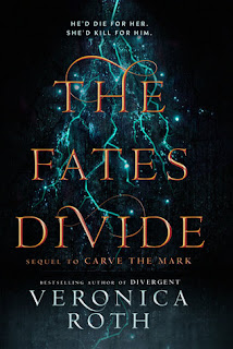 Book Review: The Fates Divide (Carve the Mark #2) by Veronica Roth by freshfromthe.com.