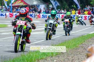 Indoclub Championship 2018 Sambangi Semarang, Kelas RX King dan Bebek 2Tak Bakal Jadi Primadona Nih !!!!