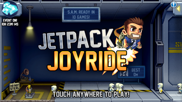 Jetpack Joyride APK 1.9.10 Mod (Dinero)