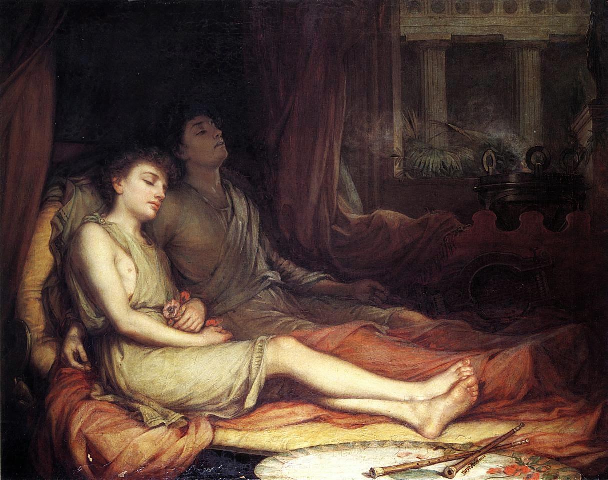 adormecer e dormir para preservar a saúde. Dormir bem faz você ter mais desejo sexual.