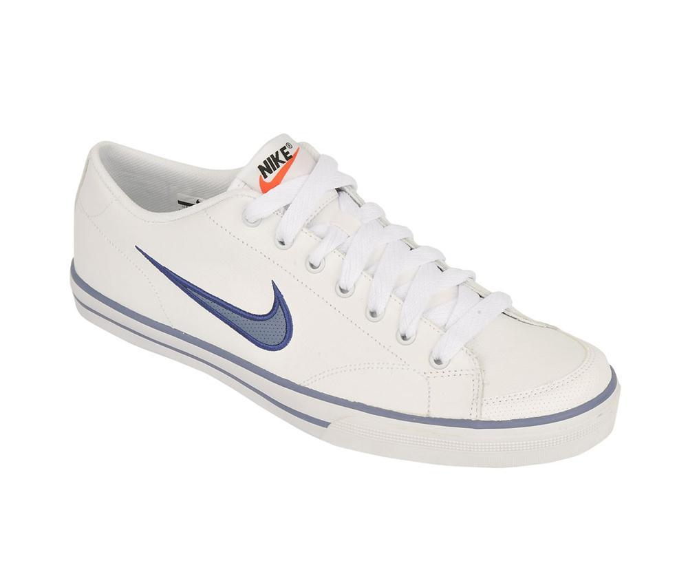 Nike Capri CNVS shoes whitemtr blueorange   WeAre Shop