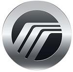 Logo Mercury marca de autos