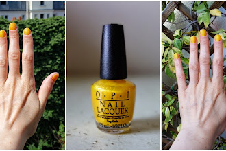 Lubie Vernis : You're so Flippy Floppy - Liquid Sand Beach Sandies - Collection Brazil - OPI