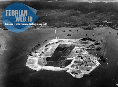 Gambar Pearl Habour Pangkalan AS 10 October 1941
