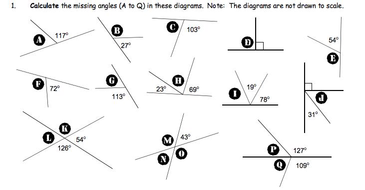 Room 7 Nelson Intermediate School: Triangles Follow-up