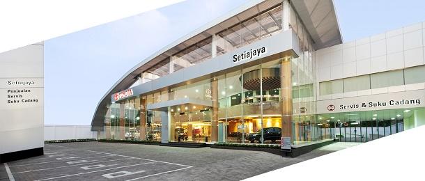 Harga Dealer Mobil TOYOTA Setiajaya CIMANGGIS, DEPOK