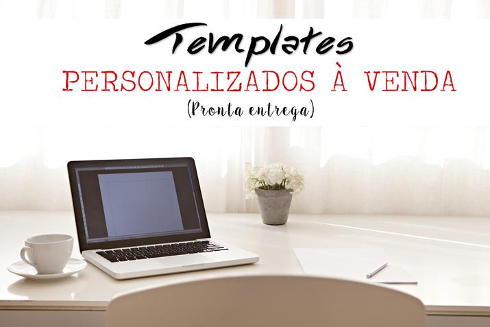 template personalizado para blog