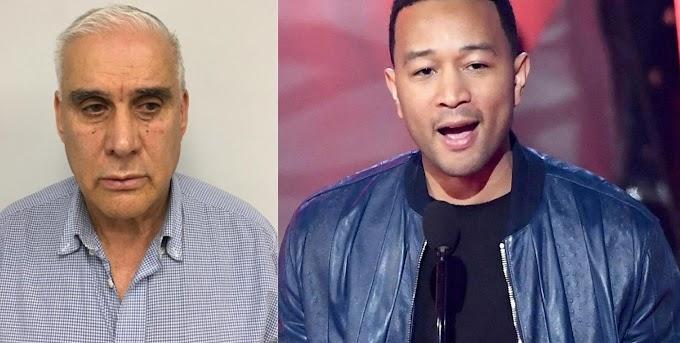 Un taxista dominicano culpable por robo de equipaje y prendas al artista John Legend ganador del Grammy