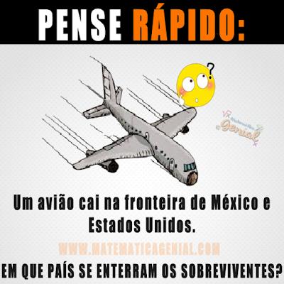 Um avião cai na fronteira de México e Estados Unidos, em que país...