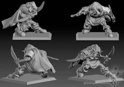 More from Dancing Yak Miniatures