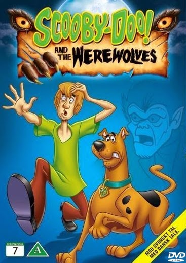 Scooby-Doo! And The Werewolves [2013] [DVDR] [NTSC] [Latino]
