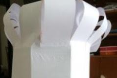 Kreasi Topi dari Kertas Karton yang Mudah Untuk di Buat