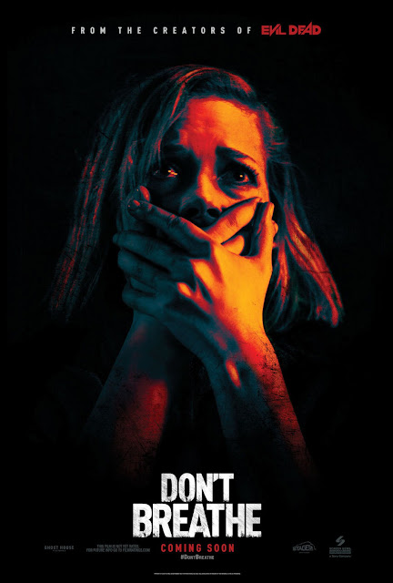 Don't Breathe (Movie Poster)