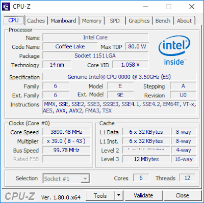 coffee lake, intel 7th generation, intel 8th generation, intel kaby lake, intel processors, new intel processors, SkyLake,