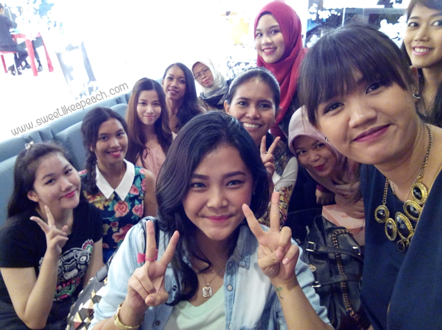 indonesian beauty blogger event report