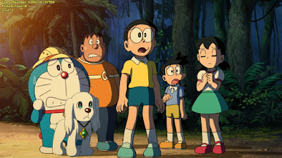 Doraemon: Nobita Và Pho Tượng Thần Khổng Lồ