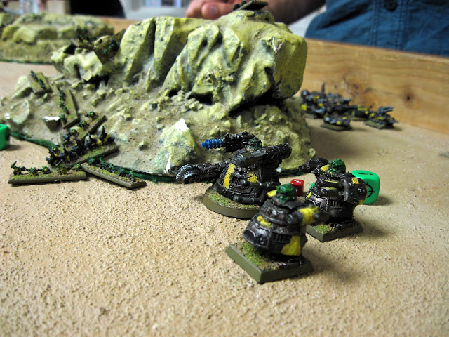 The Supa Stompa got MVP from what I'm told for just no dieing.