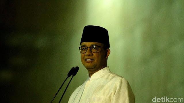Gugatan Pidato 'Pribumi' Anies Baswedan Ditolak Hakim
