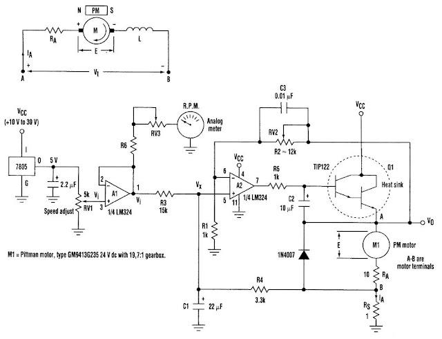 Electronic Components Crazy Fans: TIP122 Connection Diagram