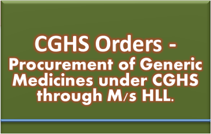 cghs-orders-procurement-of-generic