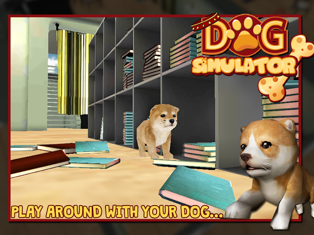 Dog Simulato 3D Games Terbaru