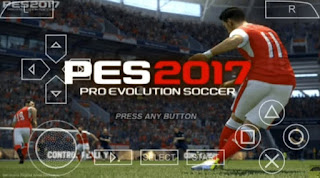 PES 2017 PPSSPP ISO Android Gratis