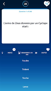 Jeux de Quiz Mythologie Screenshot4