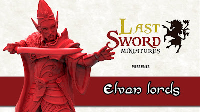 Kickstarter: The Elven Lords