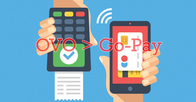 Cara Top Up Saldo GO-Pay Bebas Biaya Admin Dari OVO