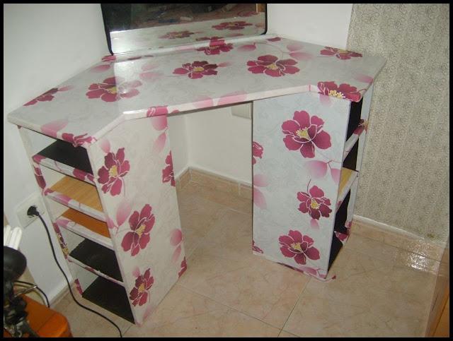 tocador DIY