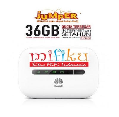 Modem Jumper Huawei E5330 Telkomsel