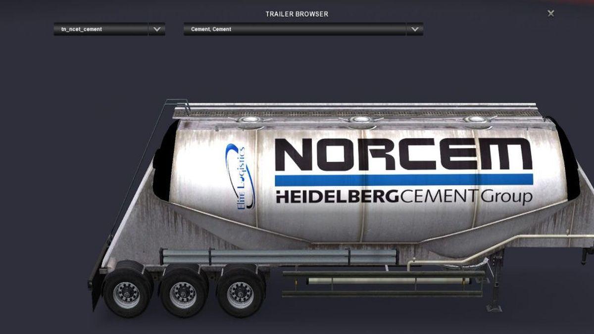 Trailer - Norcem