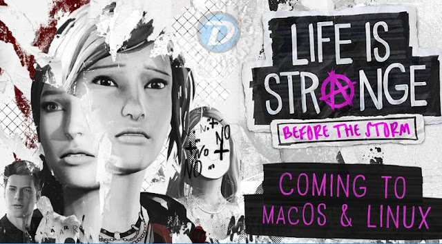 Life is Strange for Linux and macOS