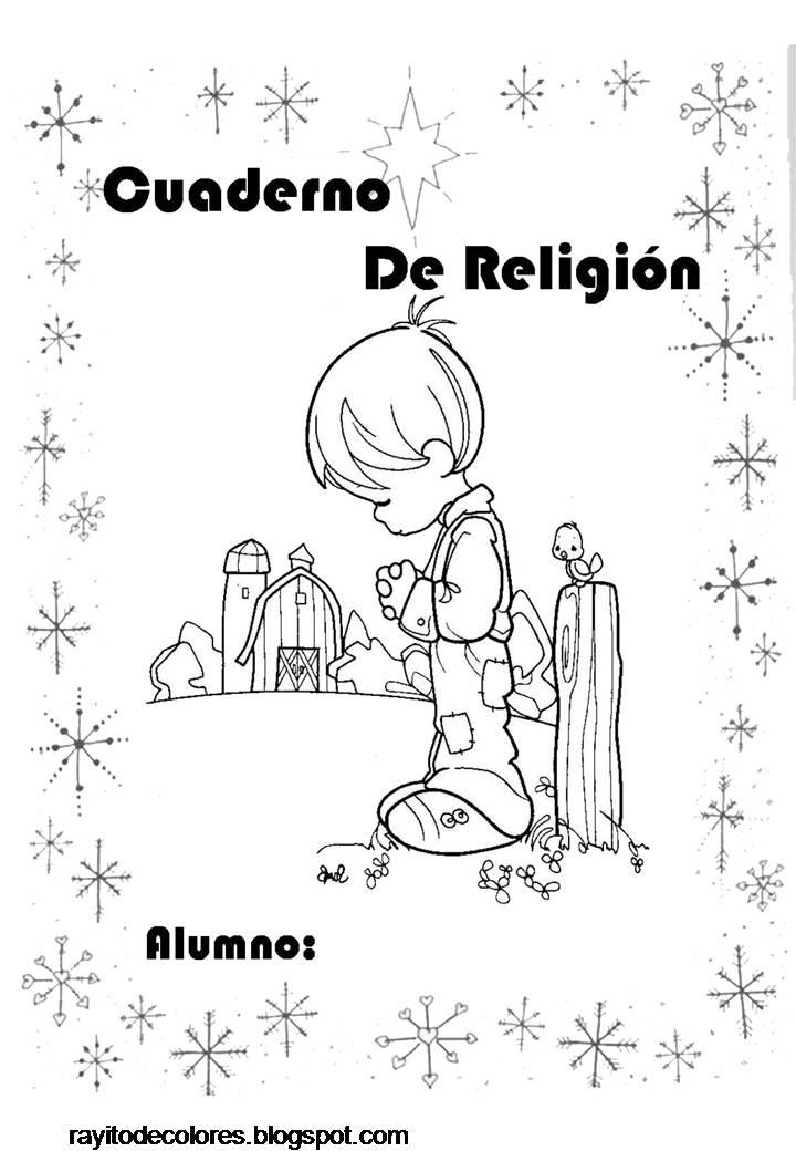 carátulas para niños