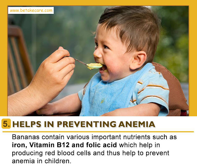 Helps in Preventing Anemia